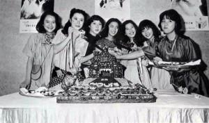 """1977 - Torta del film """"House"""""""